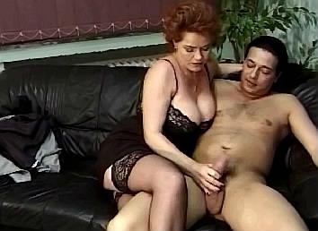 sex met moeder en zoon
