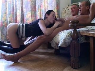 sex opa met klien dogter