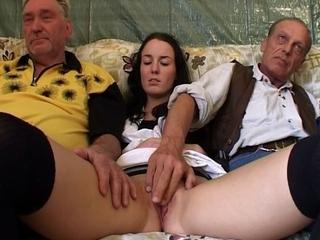 vader met dogter sex