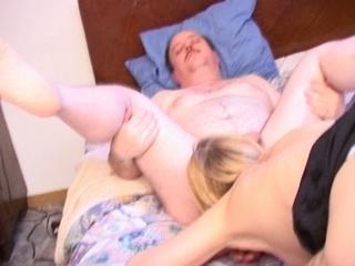 dochter en vader neuken