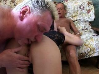 sexverhaal opa en kleinzoon